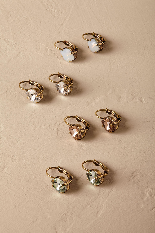 Sibley Crystal Earrings