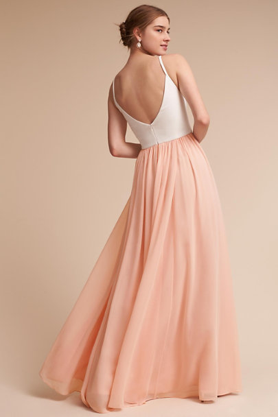 BHLDN Peach Karlie Dress | BHLDN