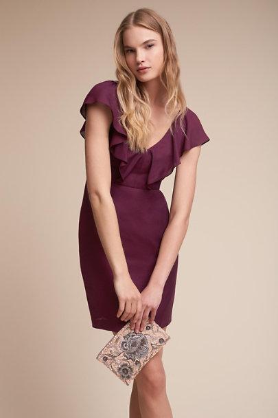3c0c5cf49bf0 Jenny Yoo Eggplant Gabby Dress
