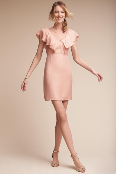 Jenny Yoo Blush Gabby Dress | BHLDN