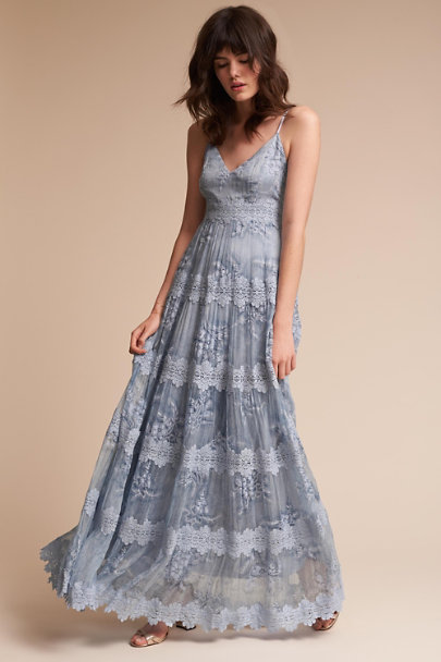 Sky Blue Joni Dress | BHLDN