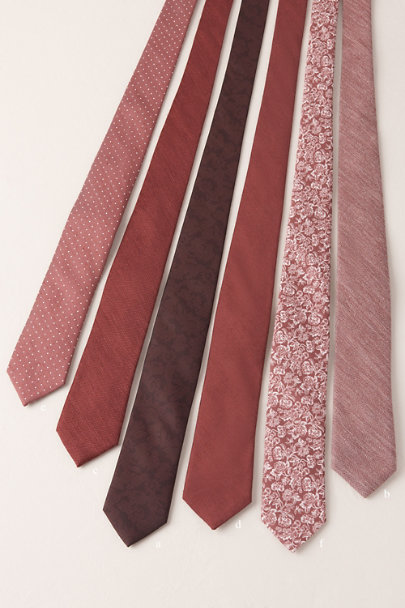 Tie Bar Black Cherry Tie Bar Black Cherry Collection | BHLDN