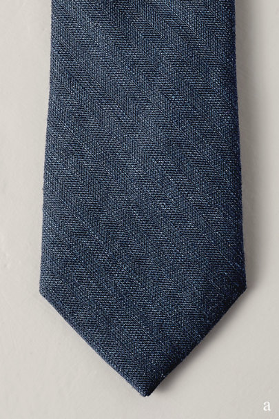 Tie Bar Navy/Hydrangea Tie Bar Blue Collection | BHLDN