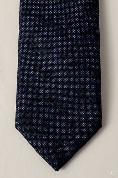View larger image of Tie Bar Blue Collection