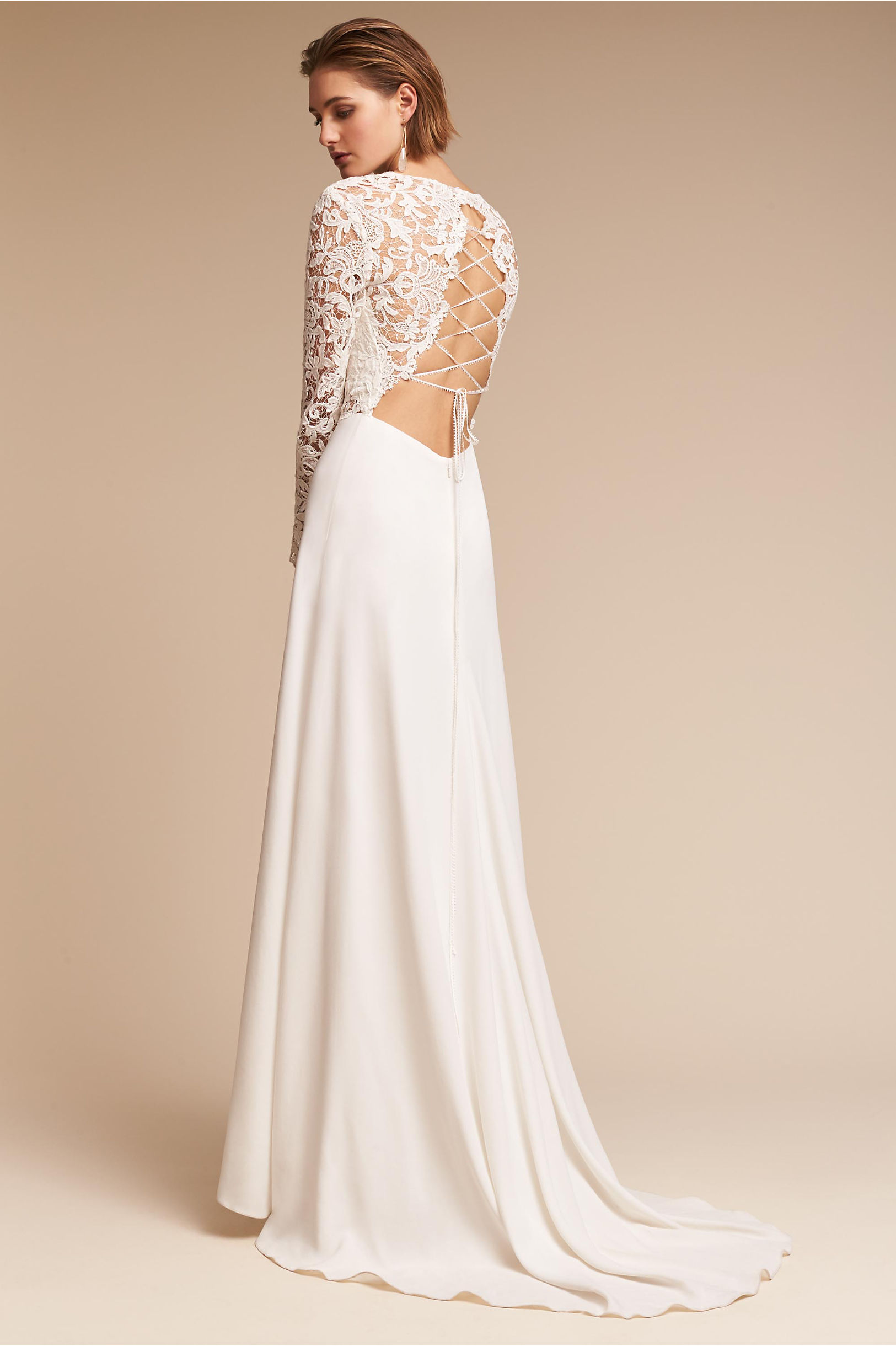 Shop wedding dresses on sale wedding dress clearance bhldn forsyth gown ombrellifo Image collections