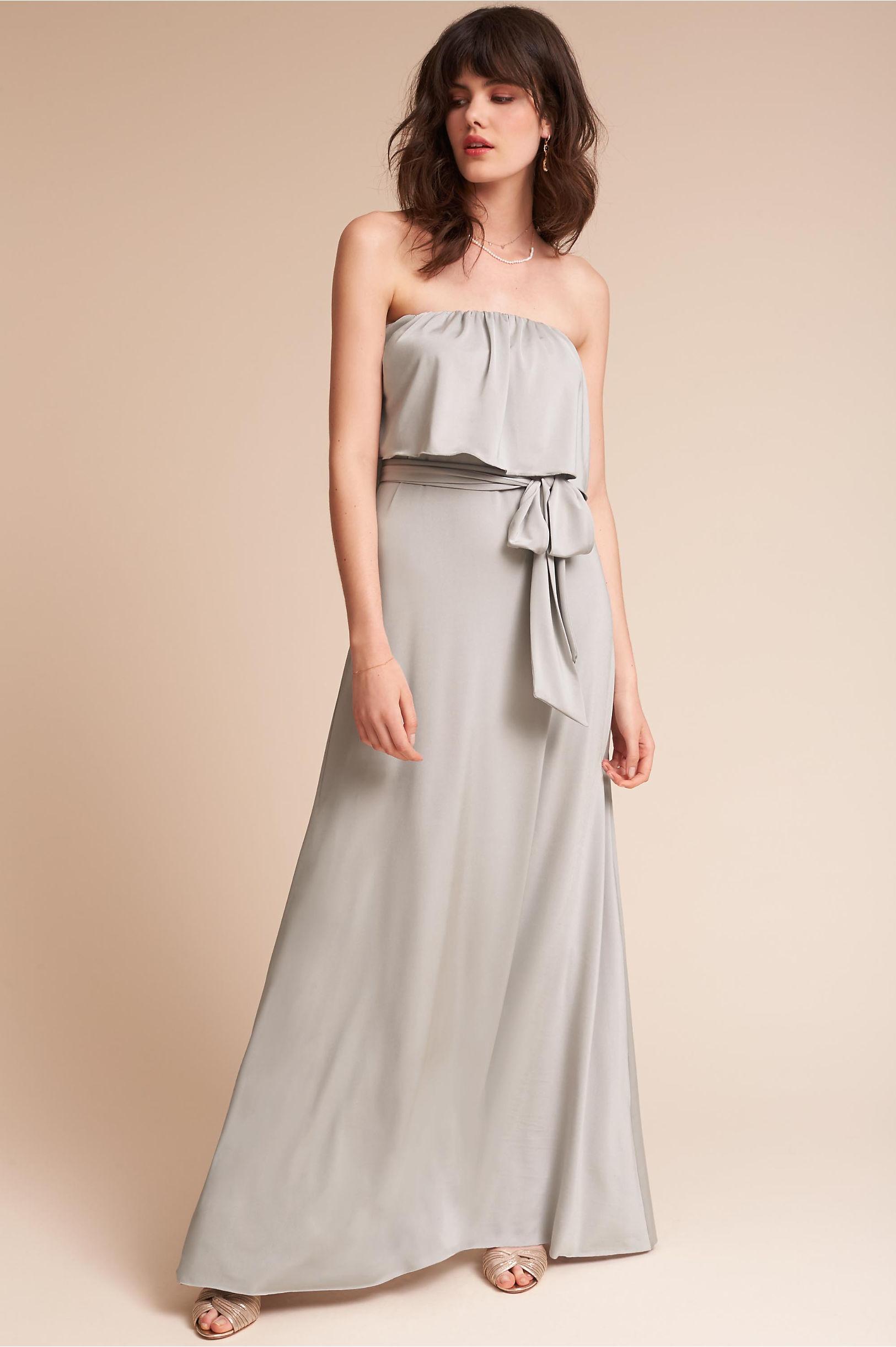 Maya dress in sale bhldn twobirds silver maya dress bhldn ombrellifo Gallery