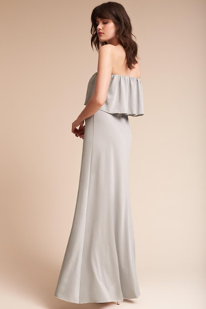 twobirds Silver Maya Dress | BHLDN