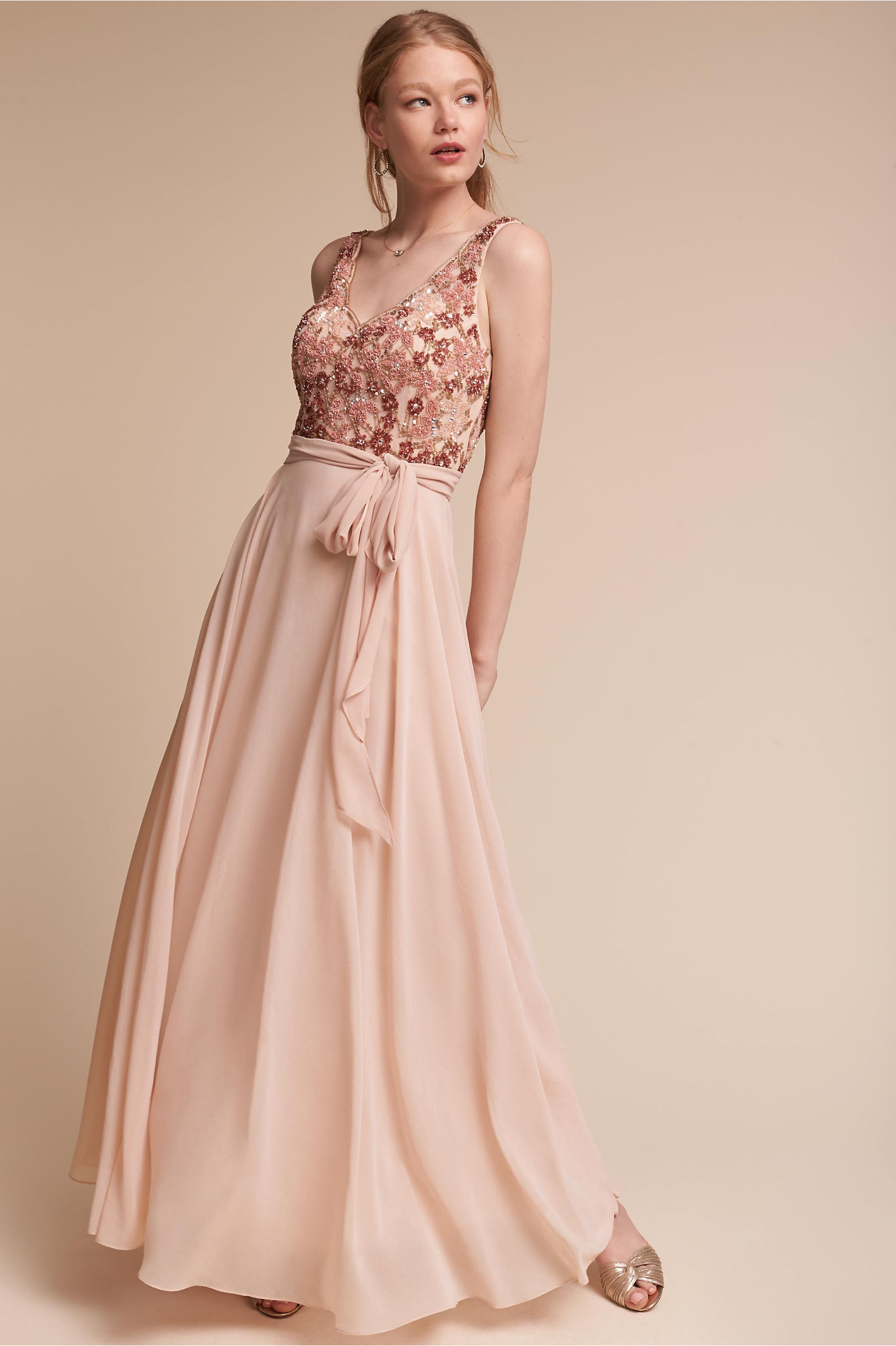 Keira Dress in Sale | BHLDN