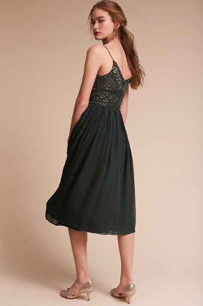 Forest Bristol Dress | BHLDN