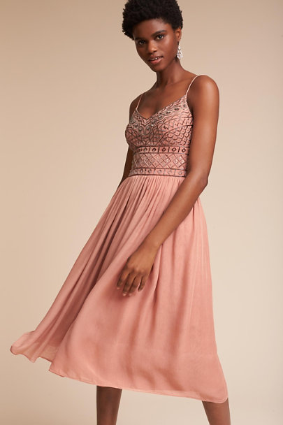 Orchid Pink Bristol Dress | BHLDN