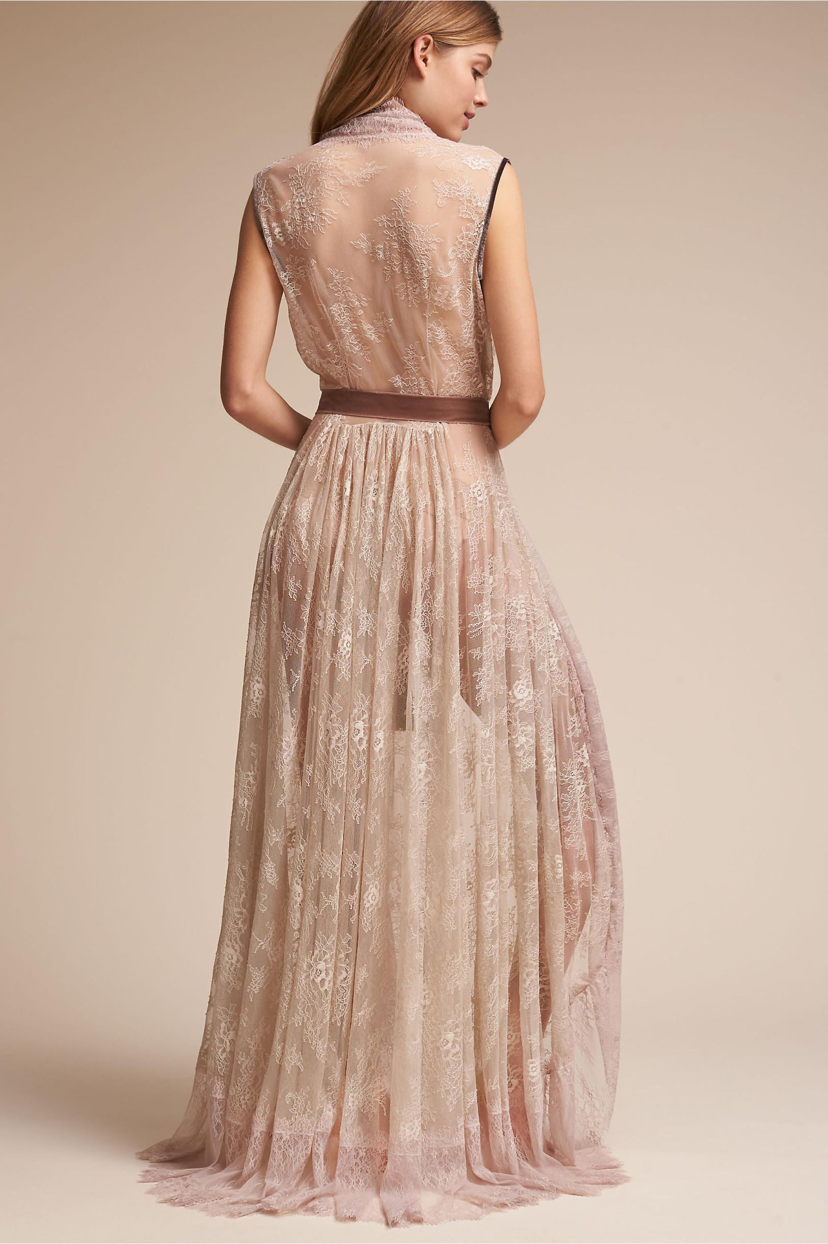 Sarita Lace Duster in Sale | BHLDN