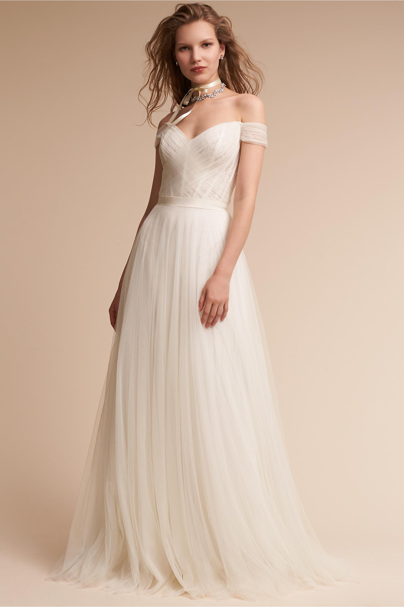 Heaton Gown Ivory In Bride