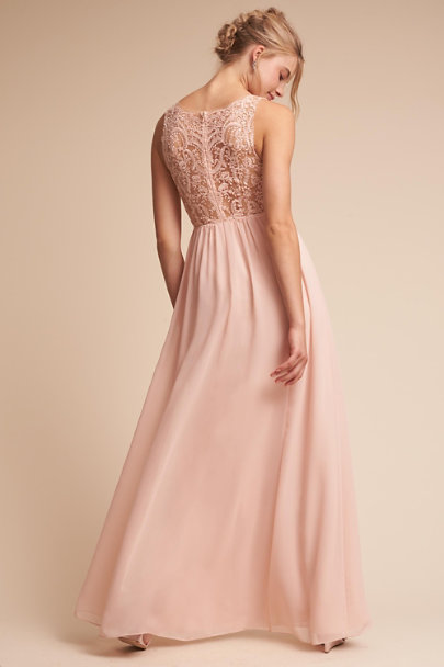 Jenny Yoo Blush Dolly Dress | BHLDN