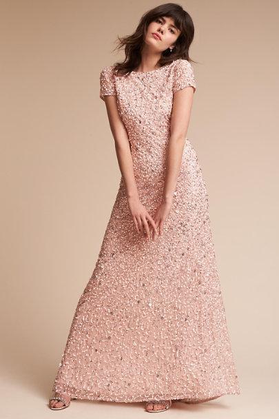 5c6d452820d Adrianna Papell Blush Lucent Dress