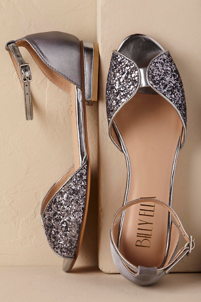 Wedgewood Blue Jeni Flats  | BHLDN