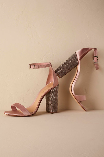Schutz Blush Barcelona Heels | BHLDN