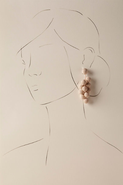Suzanna Dai Ivory Zadya Earrings | BHLDN