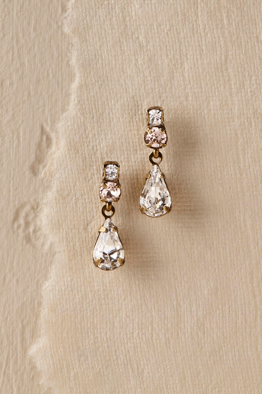 Lilli Crystal Earrings