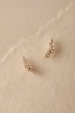Sonya Crystal Stud Earrings