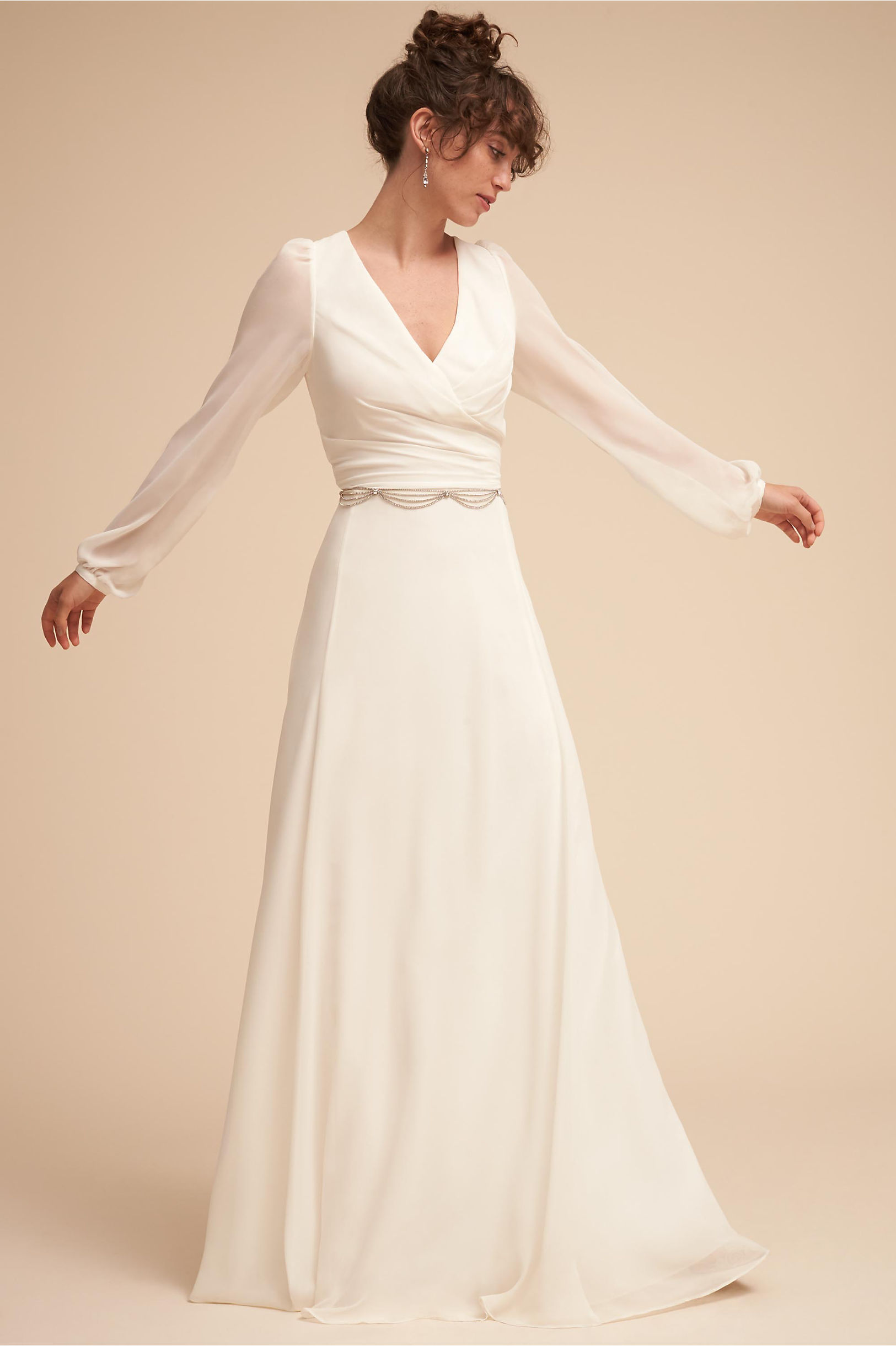 Vintage Inspired Wedding Dress | Vintage Style Wedding Dresses Nova Dress $240.00 AT vintagedancer.com