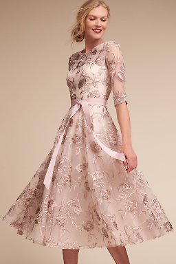 Wedding Arel Mother Of The Bride Dresses Tea Length