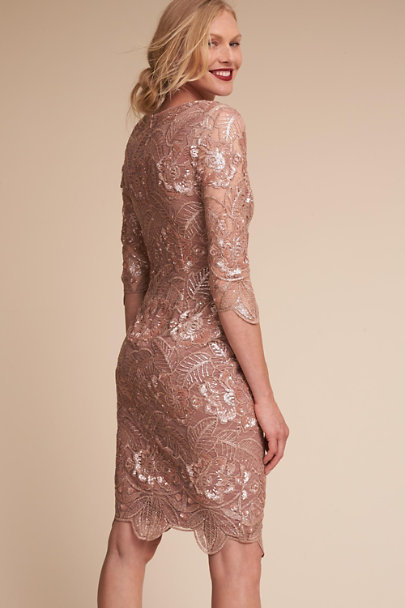 BHLDN Rose Gold Mackenzie Dress | BHLDN