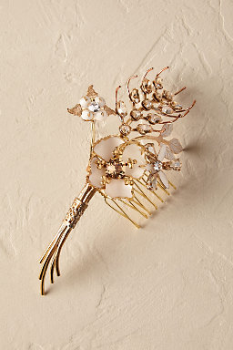 Lockwood Hair Comb