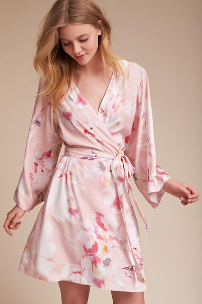 Yumi Kim Cameo/Rose Yumi Kim Morning Light Floral Robe | BHLDN