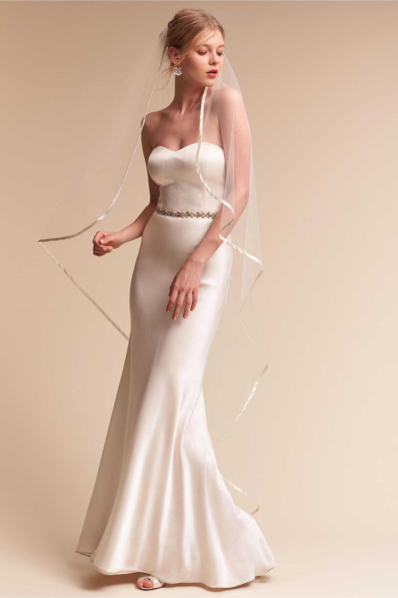 Lace Wedding Veils | All Veils | BHLDN
