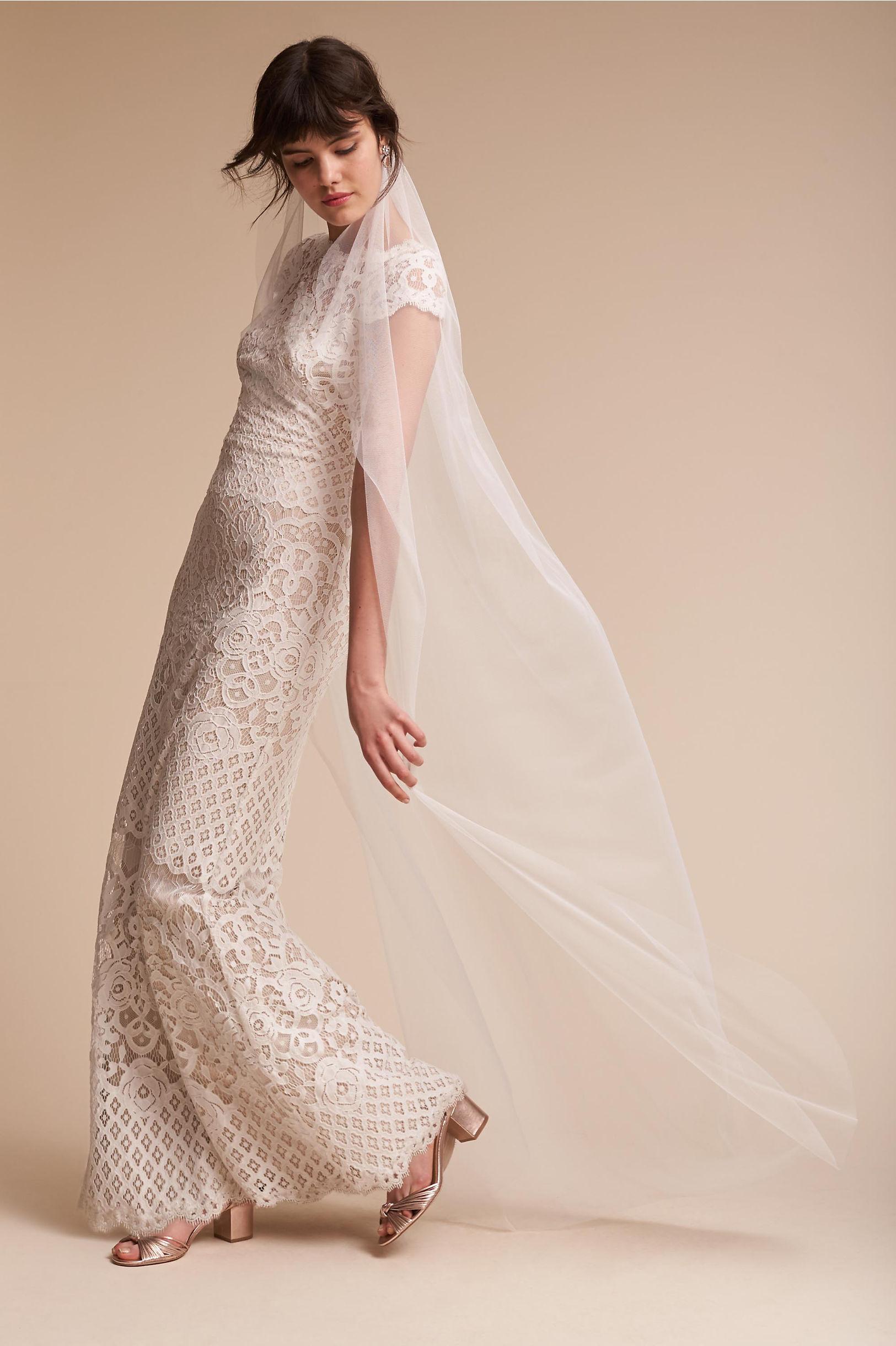 Bridal Veils | BHLDN