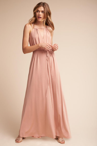 twobirds Rosewater Charlie Dress | BHLDN