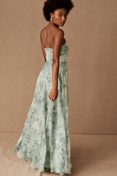 Jenny Yoo Mist Multi Inesse Dress | BHLDN