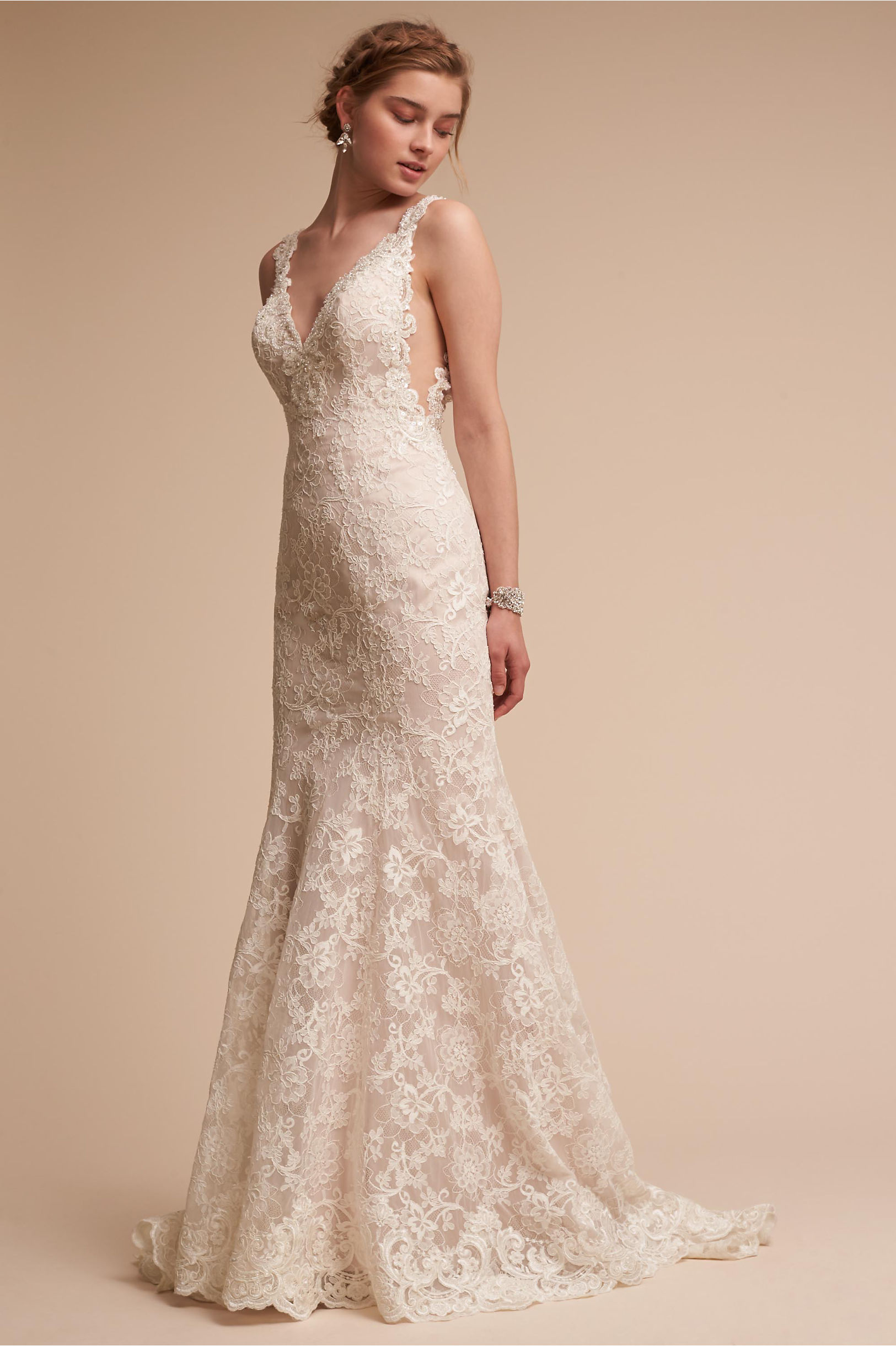 Shop wedding dresses on sale wedding dress clearance bhldn toulouse gown ombrellifo Image collections