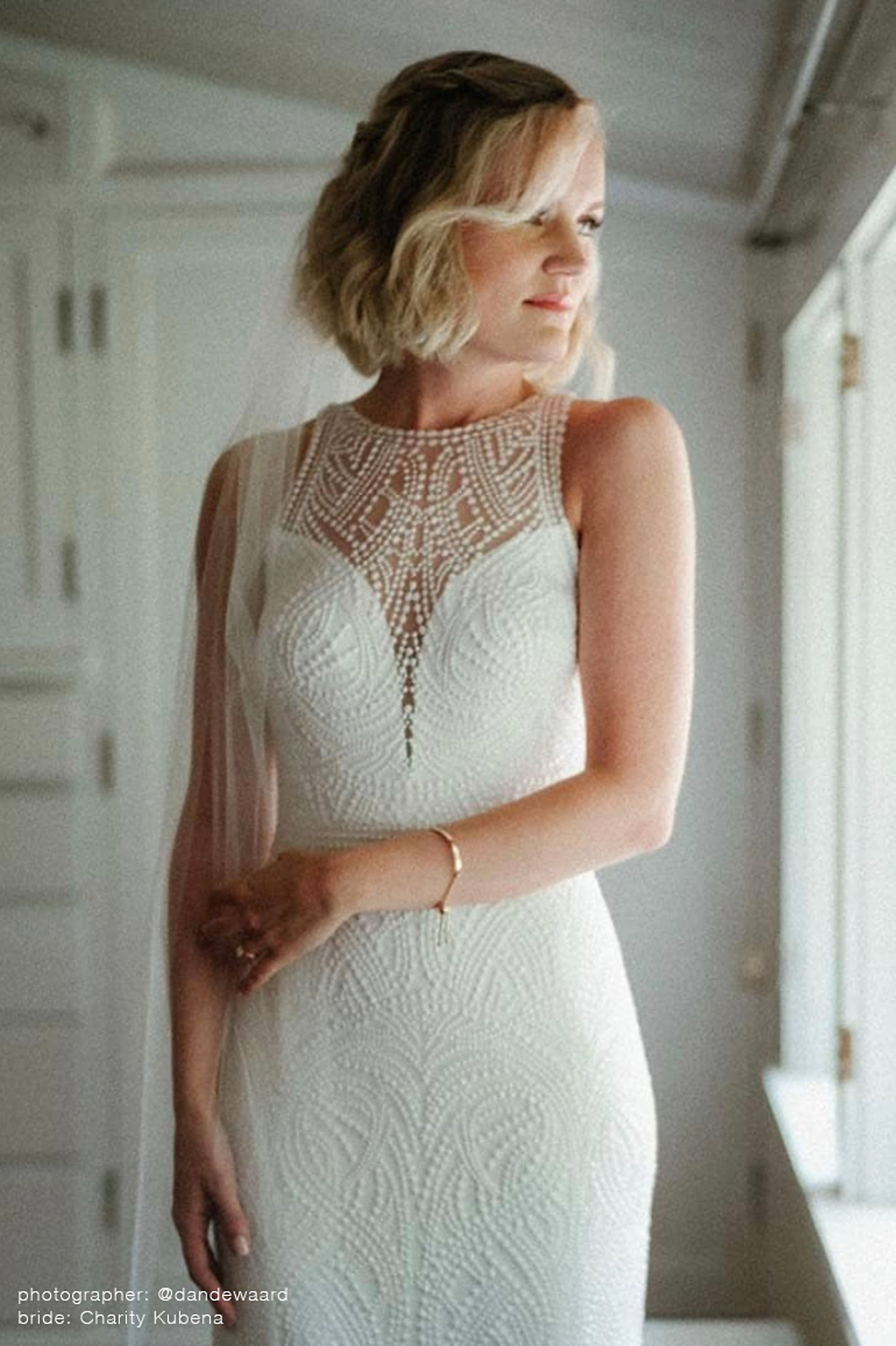 V-Neck Wedding Dresses | BHLDN