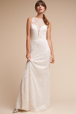 Winter wedding dresses gowns bhldn perdita gown junglespirit Gallery