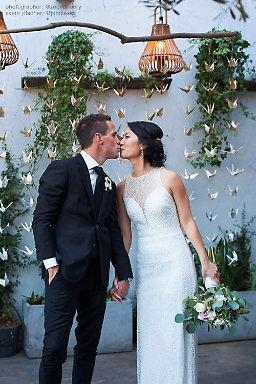 Winter Wedding Dresses & Gowns | BHLDN