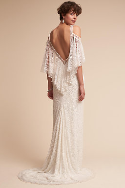 Backless wedding dresses low back wedding gowns bhldn kenna gown kenna gown junglespirit Images