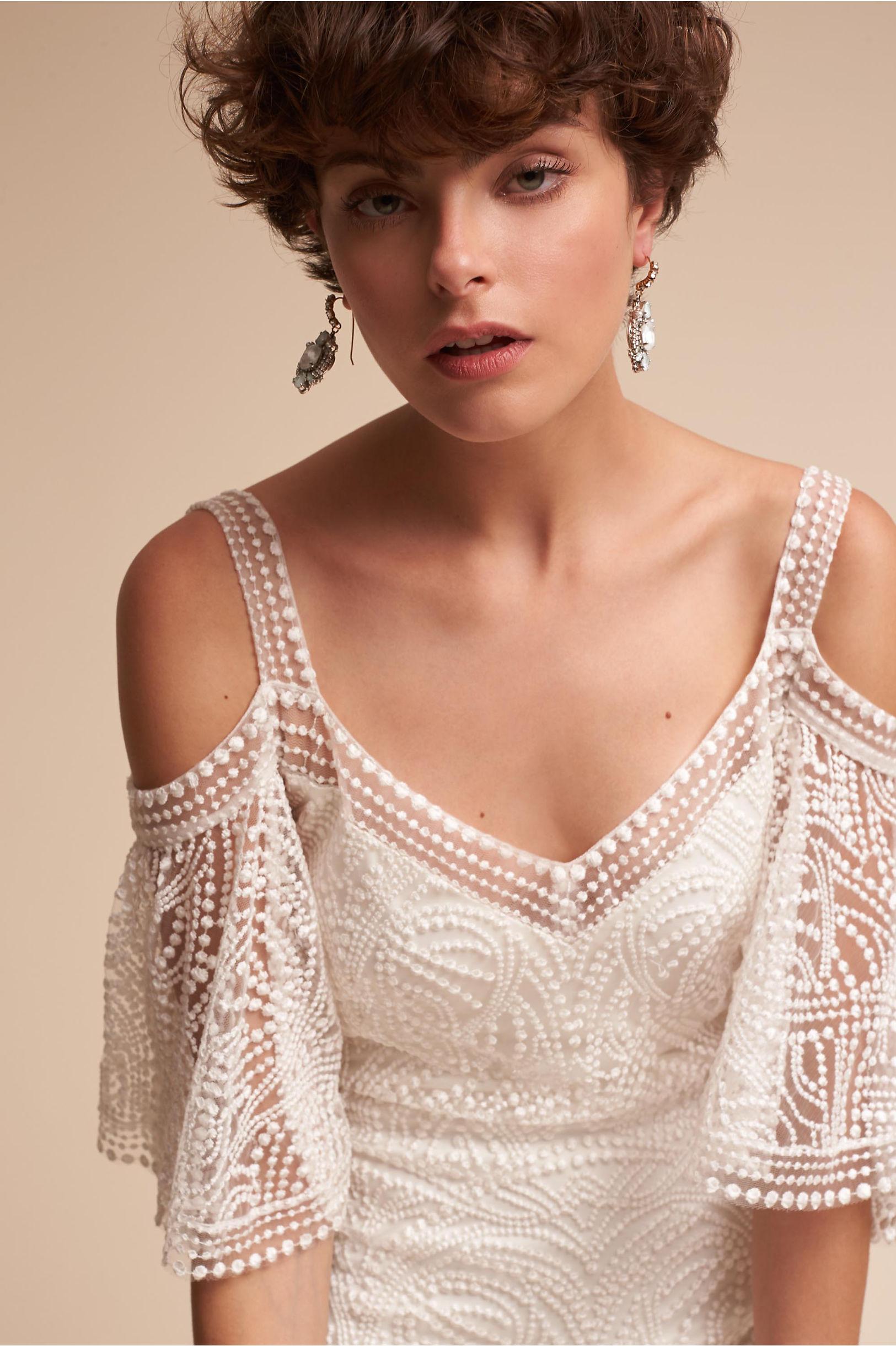 Kenna Gown Ivory in Bride | BHLDN