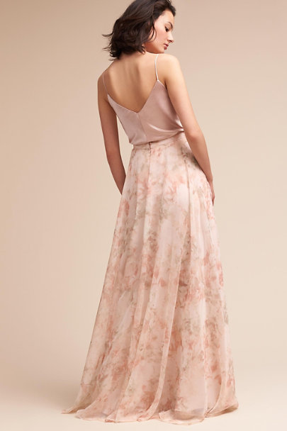 Jenny Yoo Blush Laurel Cami Top | BHLDN