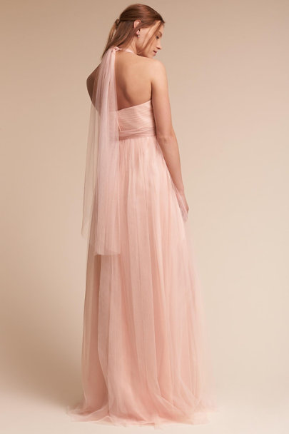 Jenny Yoo Blush Serafina Maternity Dress | BHLDN