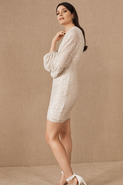 View larger image of Goldie Long Sleeve Sequin Dress