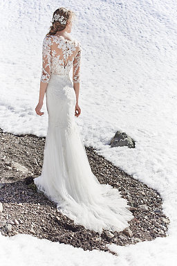 Winter wedding dresses gowns bhldn pique gown junglespirit Gallery