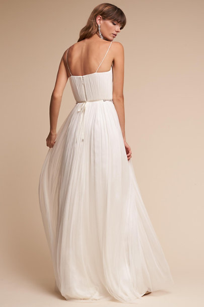 Catherine Deane Snow Kyla Gown | BHLDN