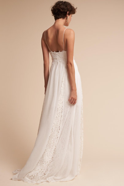 Ivory Gibson Gown | BHLDN