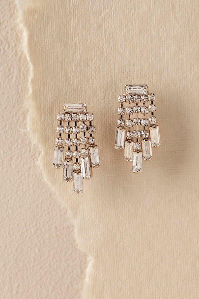 Theia Jewelry Gold Gibson Earrings  | BHLDN