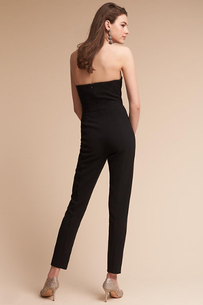 Black Halo Black Jada Jumpsuit | BHLDN
