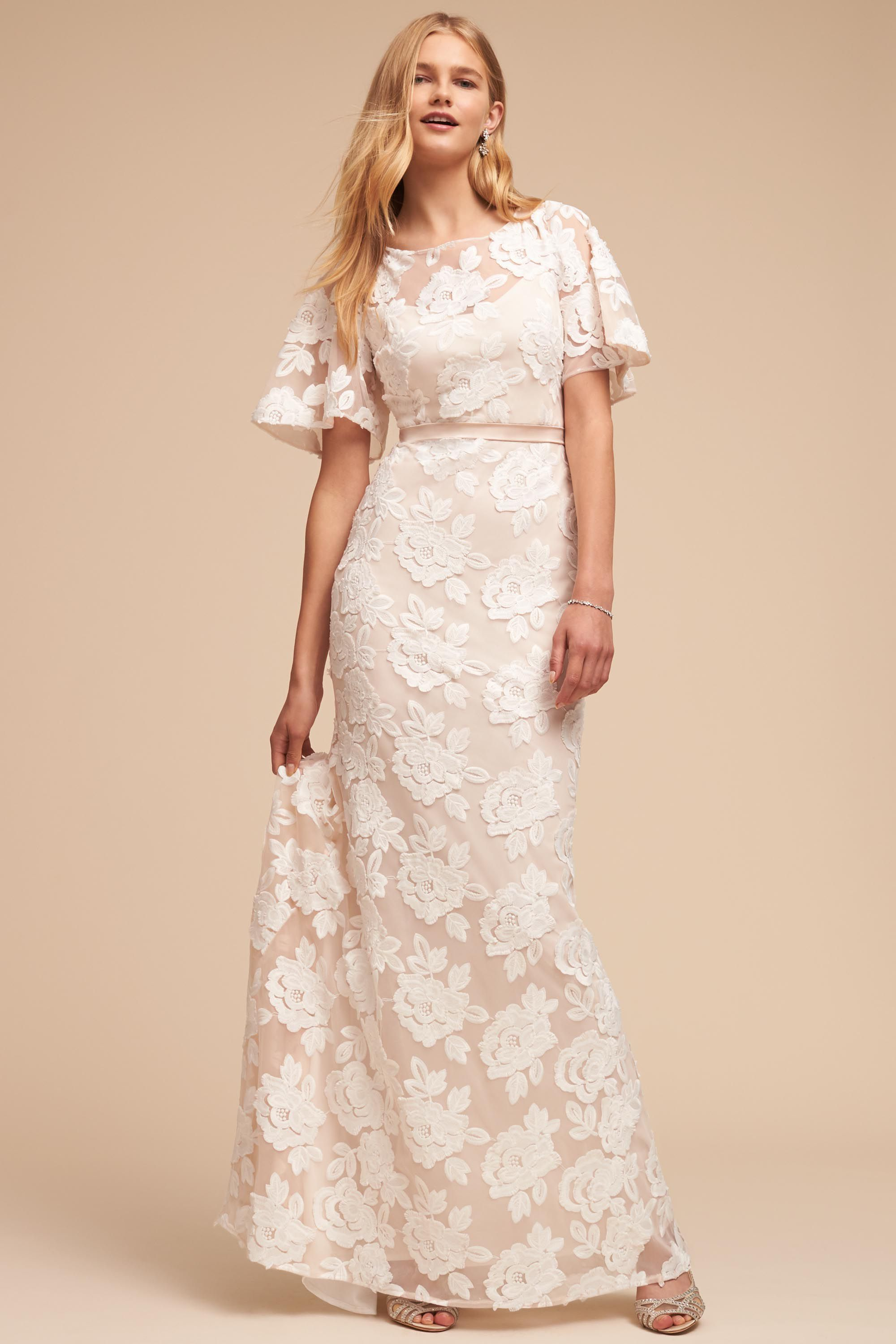 Anthropologie Wedding Dresses Used For Sale