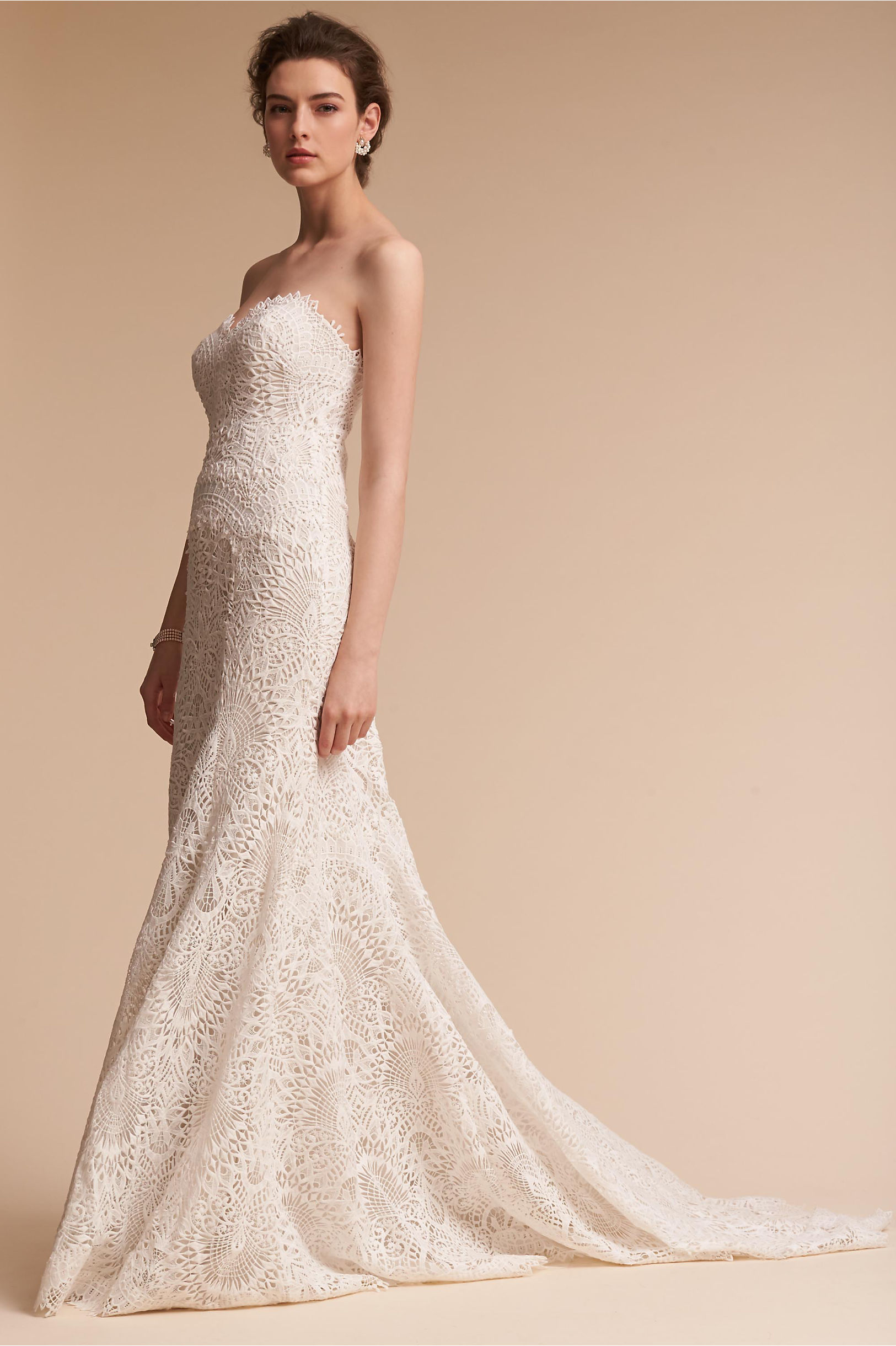 Taylor Gown Ivory In Bride