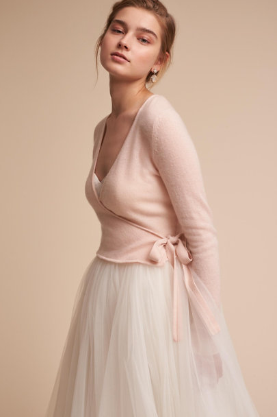 Ivy & Aster Blush Angelina Wrap | BHLDN