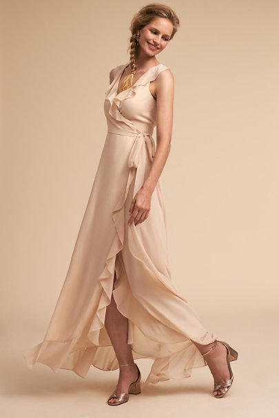 Donna Morgan Cashmere Julliard Dress | BHLDN